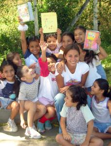 NPH Gruppe von Kindern